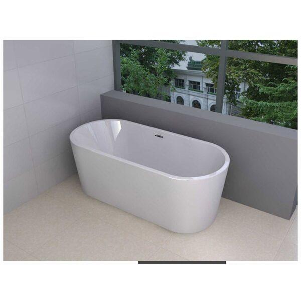 Sanistunter - FG design vrijstaand bad